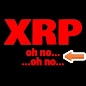 XRP & Crypto Crashing MORE Today & I'm HAPPY - Because It DOESN'T MATTER, But How Are You?