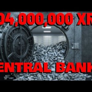 XRP & Central BANKS | Ridiculous XRP SCAM/HACK Revealed | 204 MILLION XRP On The MOVE