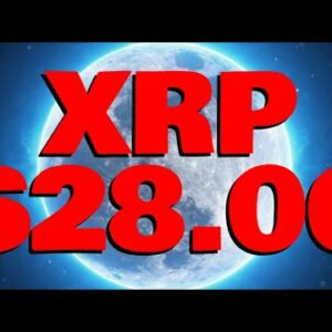 Analyst: XRP @ $28.00 WITHIN MONTHS, Charts Could NOT Be More Bullish