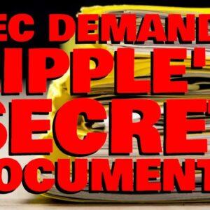 XRP: SEC HITS BACK, Demands Ripple's SECRET INTERNAL DOCUMENTS After Latest Court DEFEAT