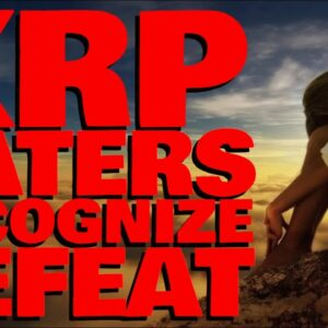 """XRP: When Haters REALIZE THEY'RE WRONG 