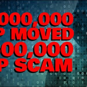 97 MILLION XRP Moves From TOP Exchanges | 2.5M XRP SCAMMED IN 1 MONTH | XRP Is Pay For ELECTRICITY