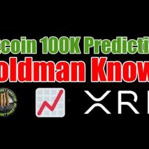 Ripple / CBDC / BIS / Goldman & Ray Dalio XRP Holdings