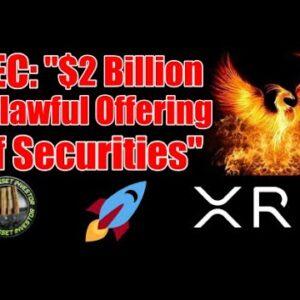 Ripple Rising Phoenix & SEC Depositions Of Execs Over XRP