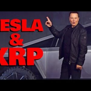 XRP About To Be ACCEPTED FOR PAYMENT BY TESLA As BTC Was Cancelled? Media Reports