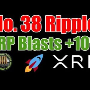 XRP Price +10% & Ripple Trends/Disrupts In 2021