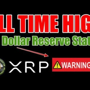 XRP Price +625% On Year & Ripple / Digital Dollar Coincidence