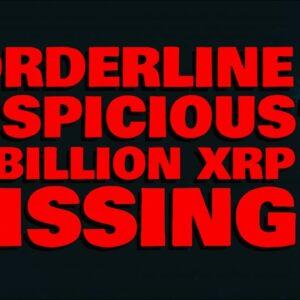 "Ripple Employee: It's ""BORDERLINE SUSPICIOUS"" That 10 BILLION XRP Still Missing On CMC"