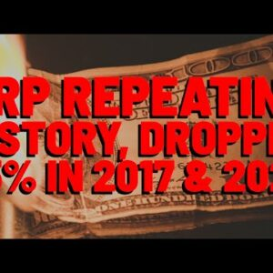 XRP Up 4,000% After 75% DROP IN 2017 - We Just Dropped 75% IN 2020 From Recent High - RALLY INBOUND!