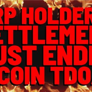 XRP Holders: SEC JUST ENDED A CRYPTOCURRENCY Via Settlement | Ripple Case: New SEC Court Doc. Filed