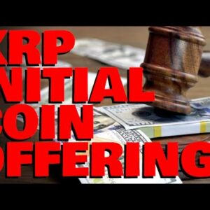 SEC Now Believes Ripple SOLD XRP AS AN ICO?! Attorney SHREDS Laughable SEC Assertion