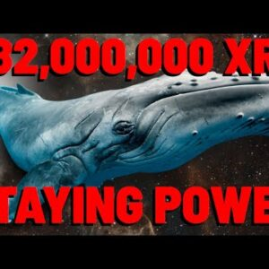 282 MILLION XRP Shows XRP Has INCREDIBLE STAYING POWER | Man Who Called 2008 CRASH Warns OF CRYPTO