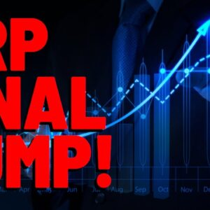 XRP: The FINAL RALLY Of This Bull Run IS COMING - People That Panic Sold WILL REGRET IT