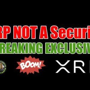 XRP Itself NOT A Security , SEC v. Ripple Heats Up & China Bitcoin Ban(AGAIN)