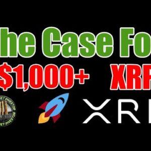 XRP Price $1,000+ Math , SEC Refuses Judge's Order In Ripple Case
