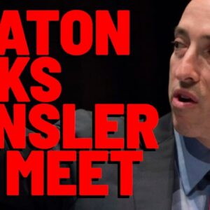 Attorney Deaton Asks SEC Chair Gensler For MEETING Now That He Has JOINED SOCIAL MEDIA