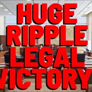 RIPPLE BEATS SEC AGAIN! Former Director Hinman WILL Be Questioned UNDER OATH