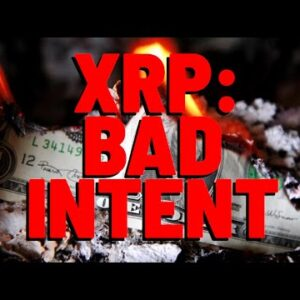 XRP: This Is All Designed TO KILL CRYPTO, & Ripple Is At THE CENTER OF IT: Report