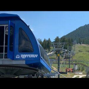 Jackson Hole Chair Lift Stream