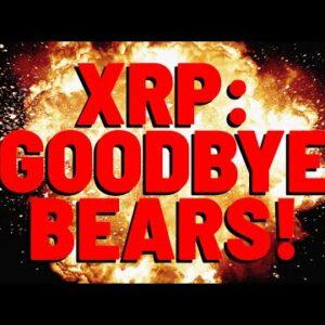 MARKET SURGES! XRP Up, Following BTC As Asset Class GAINS MOMENTUM
