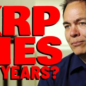 """XRP WILL Be GONE FOREVER In Just 3 YEARS Because It Has """"NO USE CASE WHATSOEVER"""": Max Keiser"""