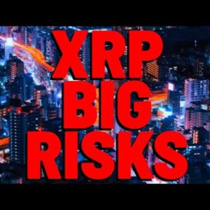 XRP BIG RISKS As Investors Throw Caution OUT THE DOOR, Media Reports: Discussion