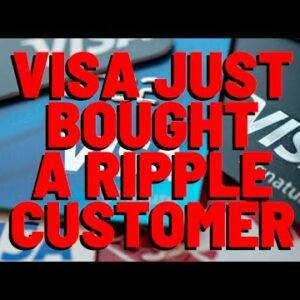 XRP: Visa Just BOUGHT A RIPPLE CUSTOMER | XRP Holder's TAX ISSUE With Flare's Songbird