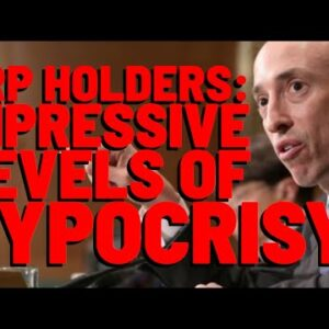 XRP: I Can't BELIEVE Gensler Just Said That! HYPOCRISY MUCH? | ETH Now TARGETED By SEC?