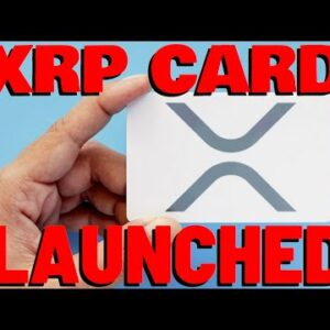 Deaton: Get Free SHARES OF RIPPLE With NEWLY LAUNCHED XRP CARD?   Ripple Employee: XRP JUST WORKS