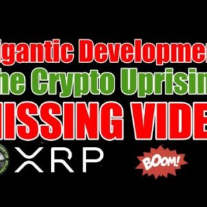 """""""HUGE"""" Ripple / XRP Development & The Mysterious Missing Recording"""