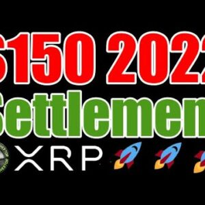 Long Term XRP Price & SEC Ripple Settlement Theory