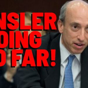 XRP: Gensler's Private Letter To Senator RELEASED, & He's TRYING TO REGULATE ALL OF CRYPTO