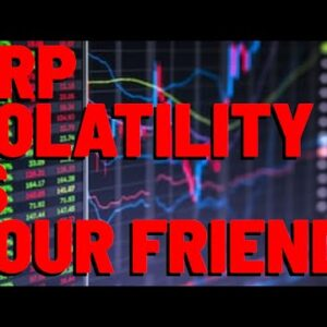 """Analyst: """"XRP LOOKS READY TO SPIKE IN VOLATILITY"""" 