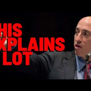 XRP: Inside The Mind Of SEC CHAIR GENSLER - Why He Feels ENTITLED TO RULE Over XRP & ALL OF CRYPTO
