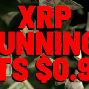 XRP @ $0.92 Today: MASSIVE Year End Targets | NOT Enough Crypto For Sale Now, PRICE WILL GO UP