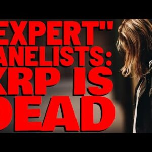 """XRP WON'T SURVIVE SEC LAWSUIT, """"Expert"""" Panelists Say, So I FIX The Problem Because THEY'RE CLUELESS"""