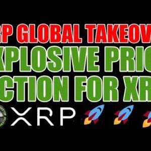 XRP +7% , Explosive Ripple News & Bitcoin 100K In 2 Months