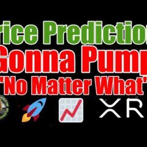 XRP Prediction , Ripple CEO Meets SEC Chairman & WAR