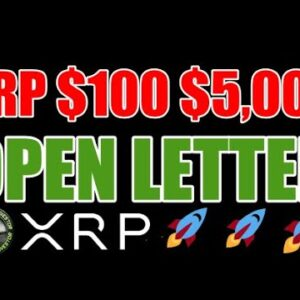 Your XRP Buyer , Ripple / SEC / Federal Reserve & Return To Jekyll Island