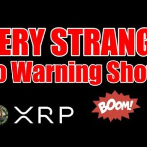 2018:  Ripple / XRP Investigation & Ethereum Free Pass