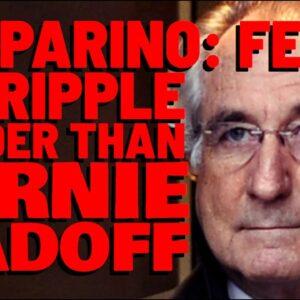 Gasparino: FEDS GO AFTER RIPPLE HARDER THAN BERNIE MADOFF | Hogan/Deaton SOUND OFF On Developments