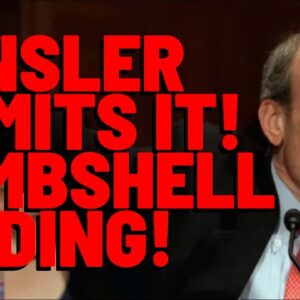 SEC Chair Gensler: ADMITS RIPPLE DIDN'T HAVE REGULATORY CLARITY In SHOCK Video - Brad Responds