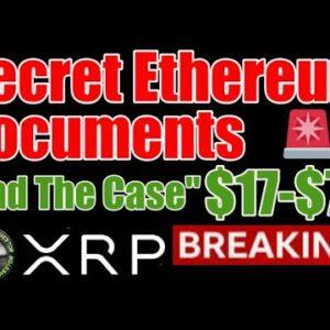 Prediction:  SEC vs. Ripple / XRP ETH Docs Never Seen