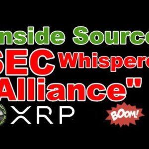 """SEC Ethereum """"Alliance"""" Vs. Ripple / XRP / Coinbase / Crypto Industry"""