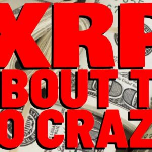 """XRP """"ABOUT TO GO CRAZY"""" Says Altcoin Daily TO 1 MILLION SUBSCRIBERS ON YOUTUBE 