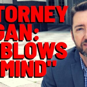 """Attorney Hogan Says """"IT BLOWS MY MIND"""" What SEC Admits In NEW LEGAL FILING"""