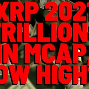 XRP: How Many TRILLIONS Will MARKET CAP Be By END OF YEAR?