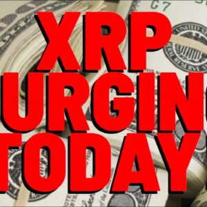 XRP IS WAKING UP, Surging Today! Analyst Expectations EXTREMELY HIGH